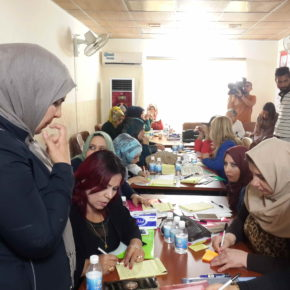 Iraqi and International Expertise to Protect Women Human Rights Defenders Iraq