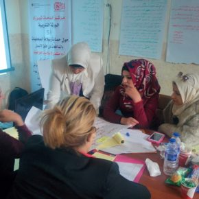 Women Activists Meet in Baghdad to Discuss Daily Experience in Their Work as WHRDs