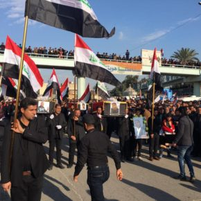 Tahrir Square Martyrs: the Martyrs of Continuous Nonviolent Iraqi Struggle