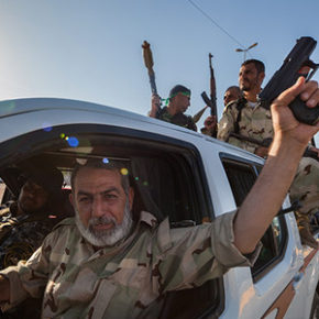 Shooting For Political Stardom: Iraq's Controversial Militias Fail To Agree On Unified Electoral Positions