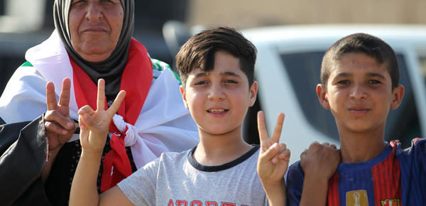 Mosul After Liberation: Ensuring that Civll Society has a Voice