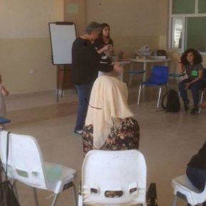 Youth Teams in Sulaymaniya Cooperate to Promote Nonviolence as a Means of Social Change