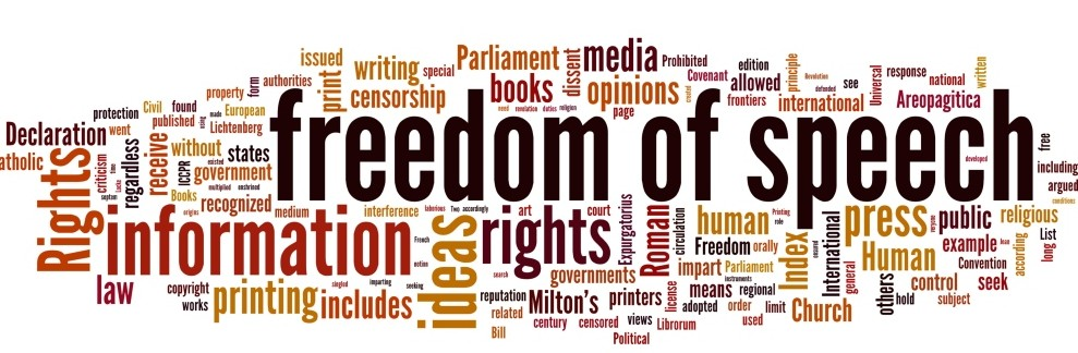 freedom of speech vs censorship How can the answer be improved.