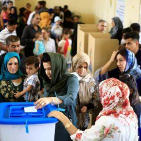 Iraqi Kurds Polarised as Region holds Historic Referendum on Independence