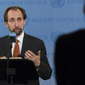 "UN Human Rights Chief ""Appalled"" at Iraq Mass Execution"