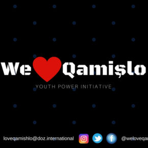 "Youth of Syria Launch ""We Love Qamishlo"" Initiative"