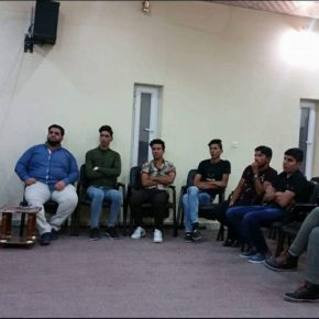 First Local Social Forum Activities held in Najaf
