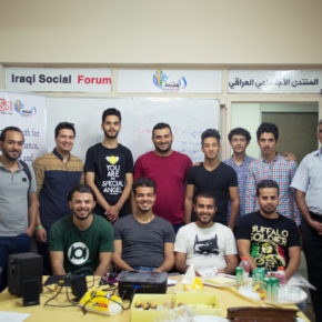Training on the Dangers of the Iraqi Cybercrimes Draft Law