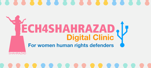 The Digital Clinic: A New Resource to Protect Women Activists on Social Media!