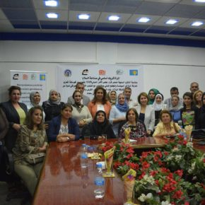 Women are Critical Peacebuilding Actors: Implementing UNSCR-1325 in Iraq