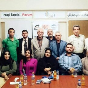 Iraqi Unions Prepare for the 4th Season of the Iraqi Social Forum