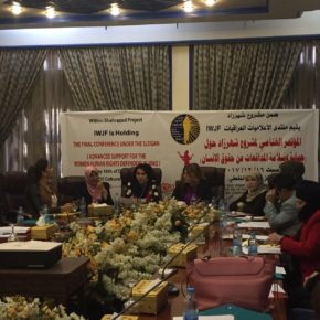 The Final Conference of the Shahrazad Project: Past Accomplishments and Future Goals