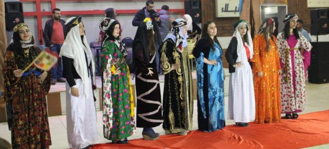 The Syrian City of Qamishlo Celebrates Peaceful Coexistence