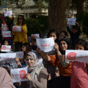 Kahramana Week for Women Across Baghdad