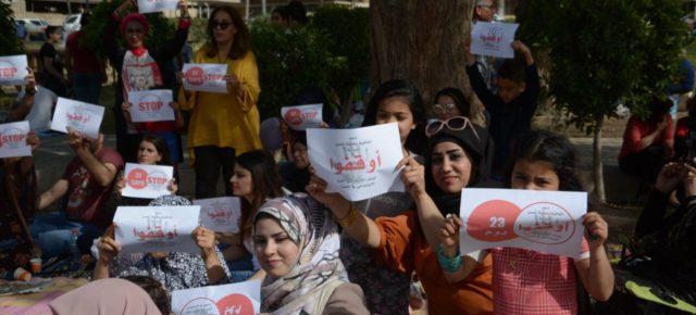 Kahramana Week for Women Across Baghdad