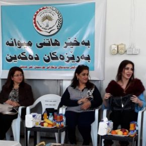 Women Committee Established For the Labor Unions of the Kurdistan Region