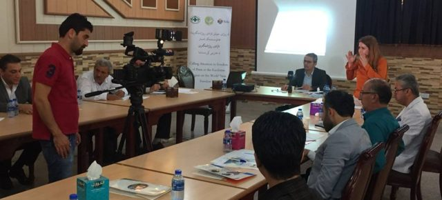 The Reality of Freedom of Press and Expression in the Kurdistan Region in 2018 So Far