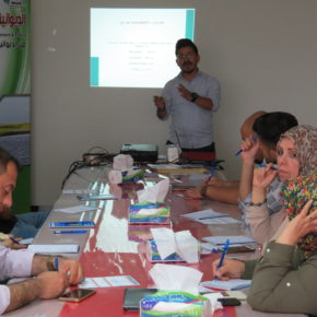 The Diwaniyah Environment and Peace Forum Organizes a Training on Campaign Management