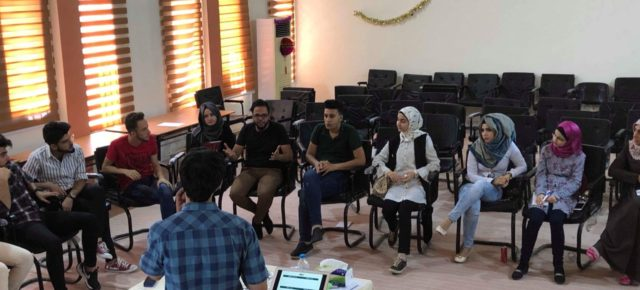 Local Forums Across Iraq Reveal a Strong and Growing Youth Movement