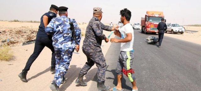 Iraq: Security Forces Fire on Protesters