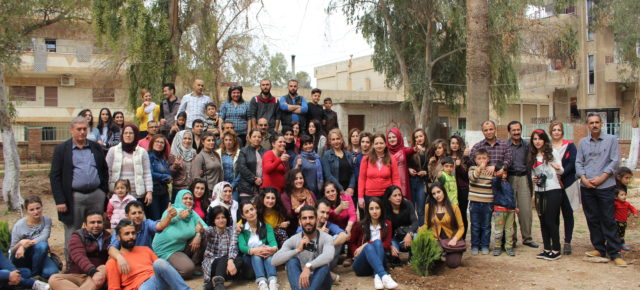 Water, Culture, Arts, Sport, and Social Cohesion. This is How Youth of Qamishlo Seek to Activate their Role in the City!