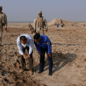 Looted Iraqi Antiquities Return Home After UK Experts Crack Cold Case