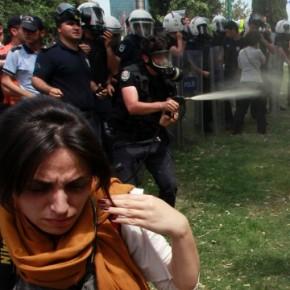 Resistance Against Destruction of Taksim Gezi Park