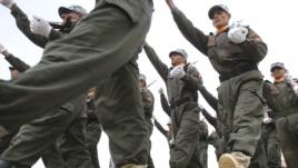 Iraq's Oil Police