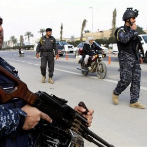 Basra invites British back for security role