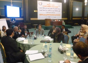 Basra workshop: Water Crisis and Shatt al-Arab Increasing Salinity February 2014