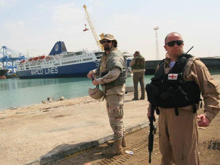 Private Military Contractors