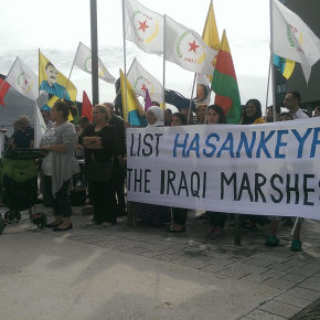 List Hasankeyf and The Iraqi Marshes Now! Stop Ilisu Dam from Destroying World Heritage