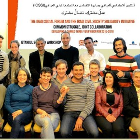 Joint Strategy Workshop: Iraqi Social Forum and Iraqi Civil Society Solidarity Initiative