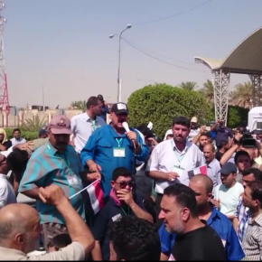 The Protection of HRDs and unionists, is The duty of the Iraqi Government