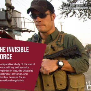 The Invisible Force: A New Report Released by The International Institute for Nonviolent Action - NOVACT