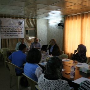 Activists Call for a Decrease in the Number and Age of Parliaments Members, and for the Prevention of Security Forces from Participating in Elections