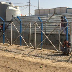 KRG: Men, Boys Fleeing Fighting Arbitrarily Detained