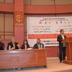 Lessons from Sulaymaniyah on International Solidarity