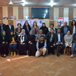 Iraqi Women Journalists Discuss Challenges Faced by Women Journalists and Human Rights Defenders in Basra