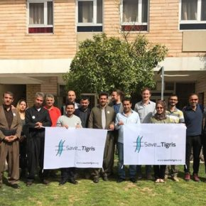 Fostering solidarity across borders to protect the shared rivers of Mesopotamia!