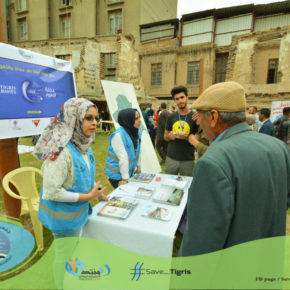 The Second Season of Humat Dijlah Festival: An Important Space to Raise Water Issues