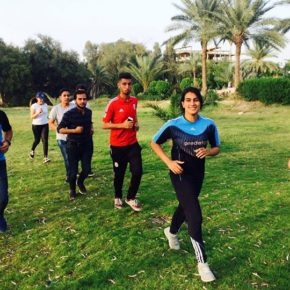 Sport as a Means to Renounce Violence in Baghdad
