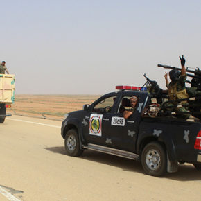 How Iraq is Planning to Secure Key Border Road?