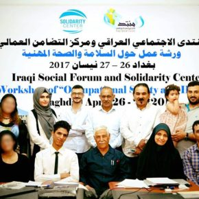 New Aspirations on the World Day for Occupational Safetyand Health in Iraq