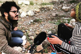 Young Iraqi Filmmakers Break Taboos