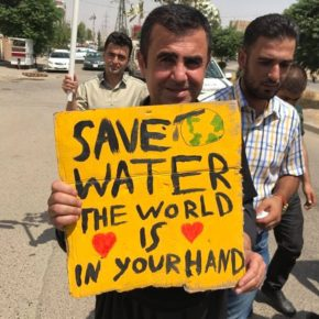 Equal Water Shares for the Peoples of Iraq and Iran - A Call for Collaboration to Preserve the Shared Rivers!