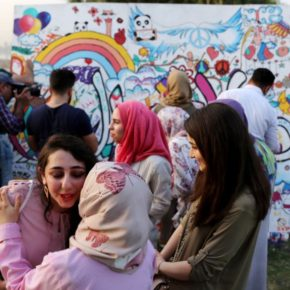 """Baghdad, the City of Peace"" ... Young Iraqis Defy Violence"