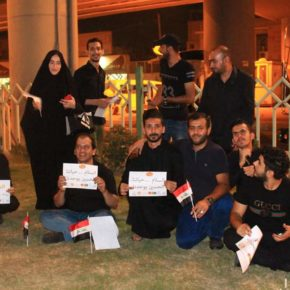 Najaf Social Forum Holds 4 Events on Youth and Peacemaking