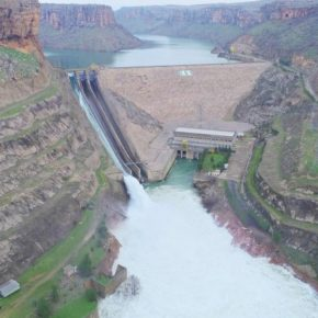 Disaster Flood in the Tigris – Made by a Turkish Dam