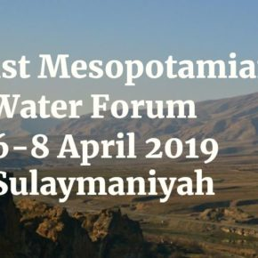 Countdown to Mesopotamian Water Forum 2019: Can Local Communities Influence Water Management in the Tigris-Euphrates River Basins?